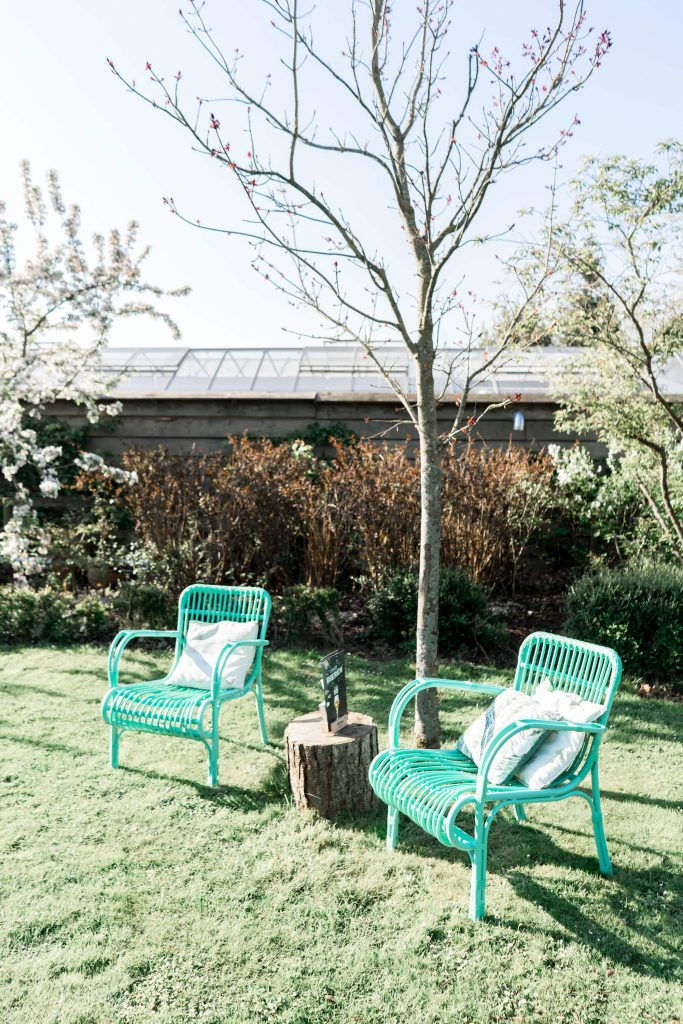 thee tuin Oostkapelle