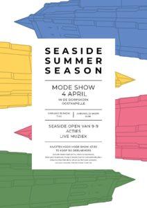 Modenschau SeaSide april 2020